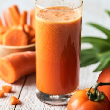 Carrot and Broccoli Detox Drink Recipe