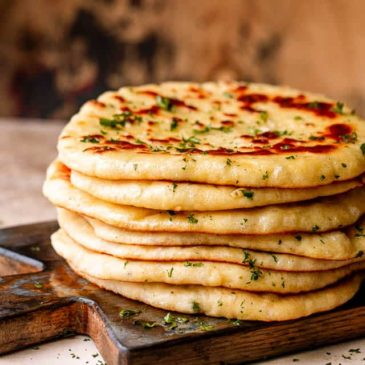 Easy Homemade Flatbread Recipe